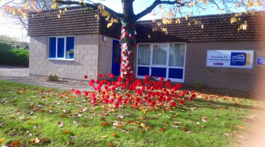 remembrance grendon